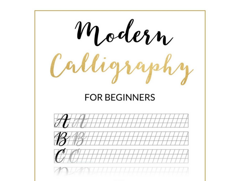 calligraphy courses